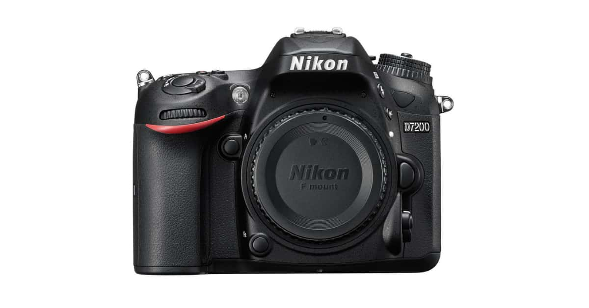 DPReview Names D7200 Best Interchangeable Lens Camera Under $1200