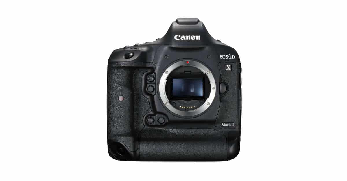 DxOMark Results for Canon 1D X Mark II – New Canon Record!