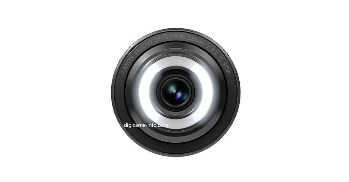 First Pictures of the Canon EF-M 28mm f/3.5 IS STM Macro Lens