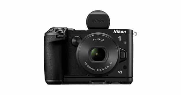 Nikon May be Working on a 'Larger Sensor' Mirrorless Camera