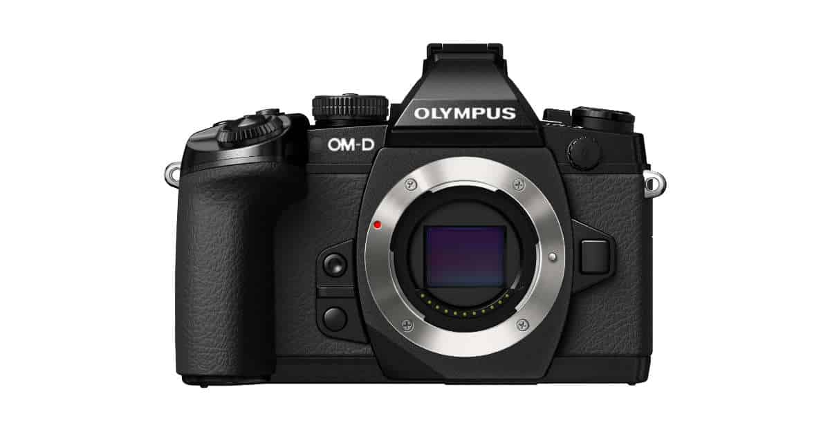 New Olympus OM-D EM-1 Mark II Details