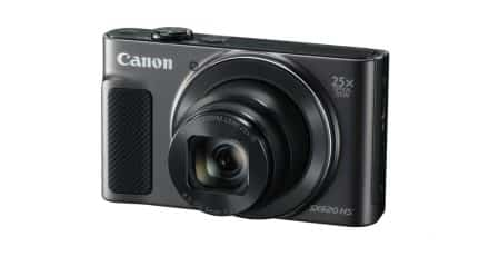 Canon Announces Powershot SX620 HS
