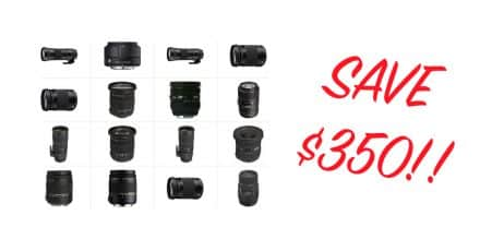 Fantastic Sigma Savings an B&H Photo!!