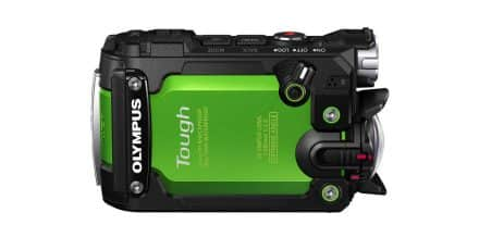 Olympus Announces the Stylus Tough TG-Tracker Action Camera