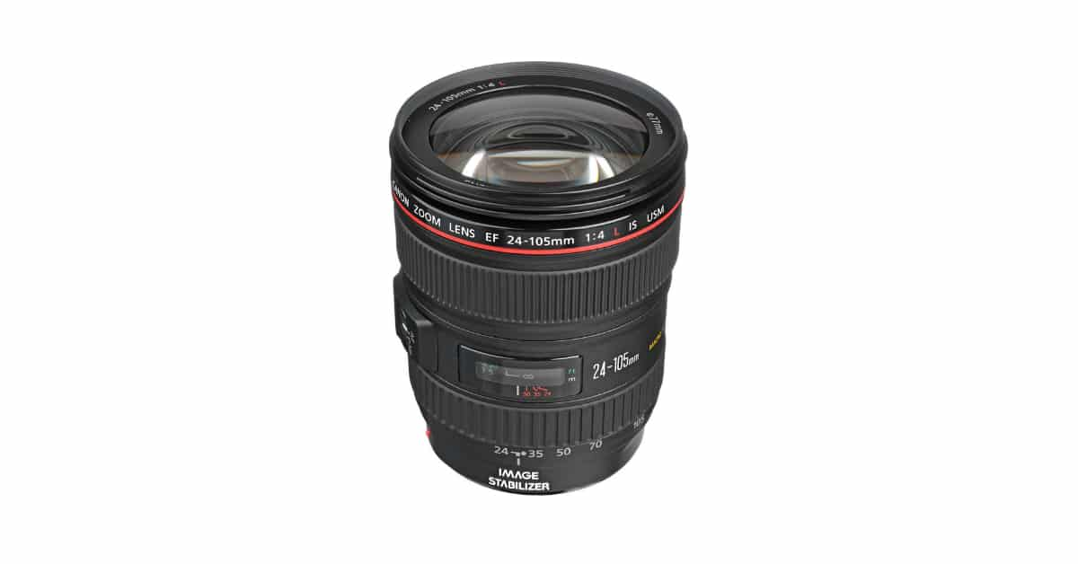 New Canon EF 24-105mm F/4.0L for EOS 5D Mark IV