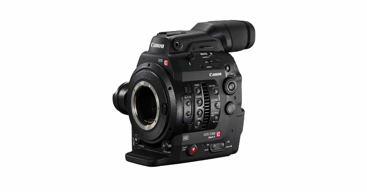 Canon EOS C700 Cinema Camera Coming in Septmber?