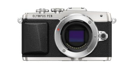 New Olympus E-PL8 Image Leaks
