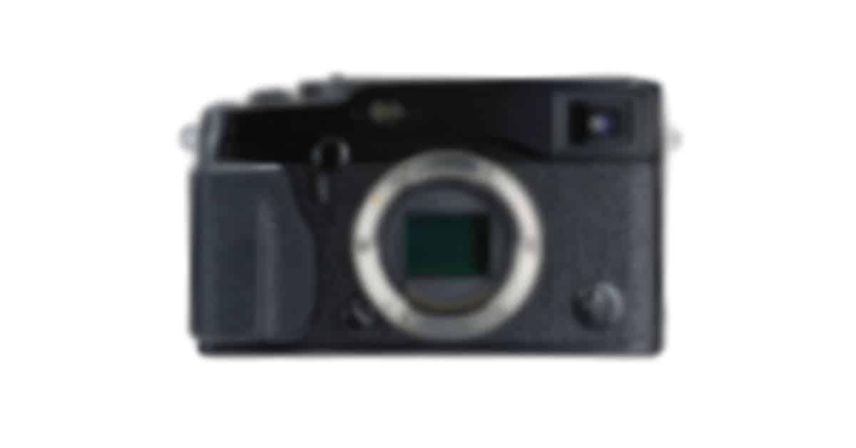 Are Fuji Working on a Medium Format Camera?