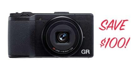 Grab the Richo GR II for Only $619!