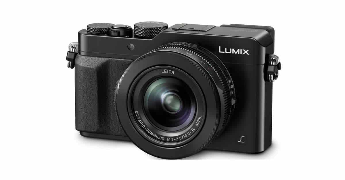 Panasonic are Working on a Successor to the LX100