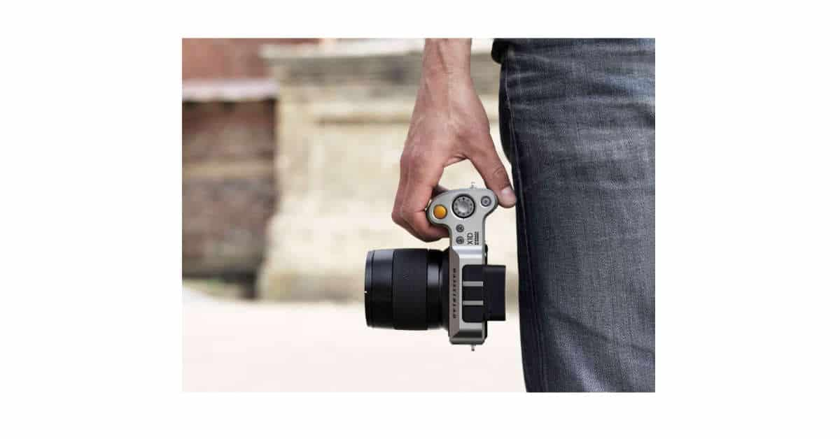 Hasselblad Unveil the World's First Mirrorless Medium Format Camera, the X1D