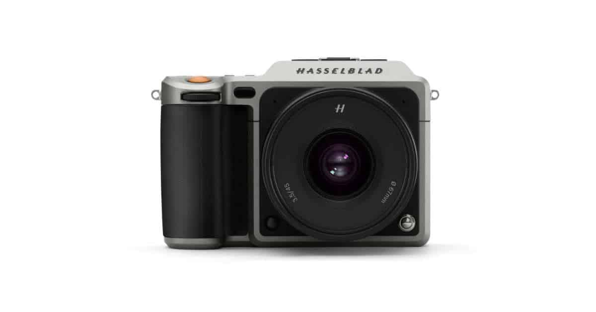 Hasselblad X1D Pre-Orders are Live