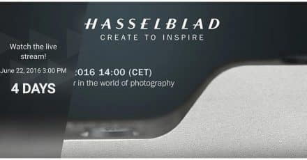 Hasselblad's Upcoming June 22nd Camera: What We Know