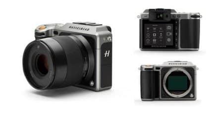 Hasselblad X1D Mirrorless Images Leak!!!