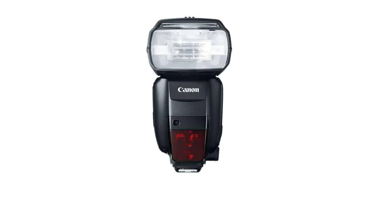 Now in Stock: Canon Speedlite 600 EX II-RT