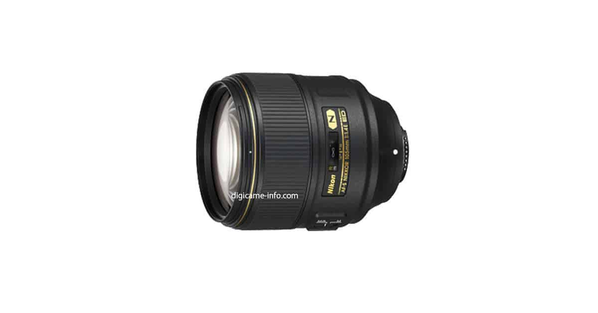 Will Nikon Announce the AF-S Nikkor 105mm F/1.4 ED Lens Tomorrow?