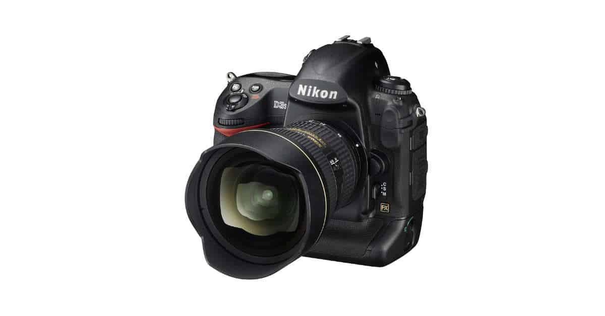 Nikon D3S Firmware Version 1.03 Released