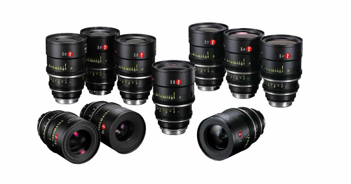 Are Leica Planning a Range of M-Mount Cinema Lenses?