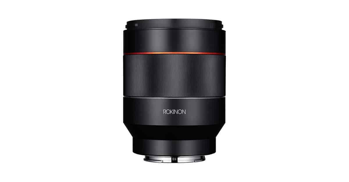 Samyang AF Lenses Coming to Canon and Nikon