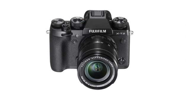 Fuji Launches The Highly Anticipated X-T2