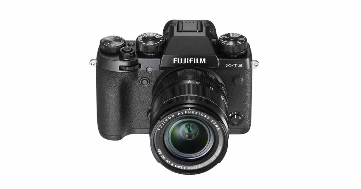 FUJI X-T2 VERSION 2.00 & X-PRO2 VERSION 3.00 Now Available