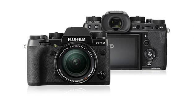 Fuji X-T2S In Development With On-Board Image Stabilization?