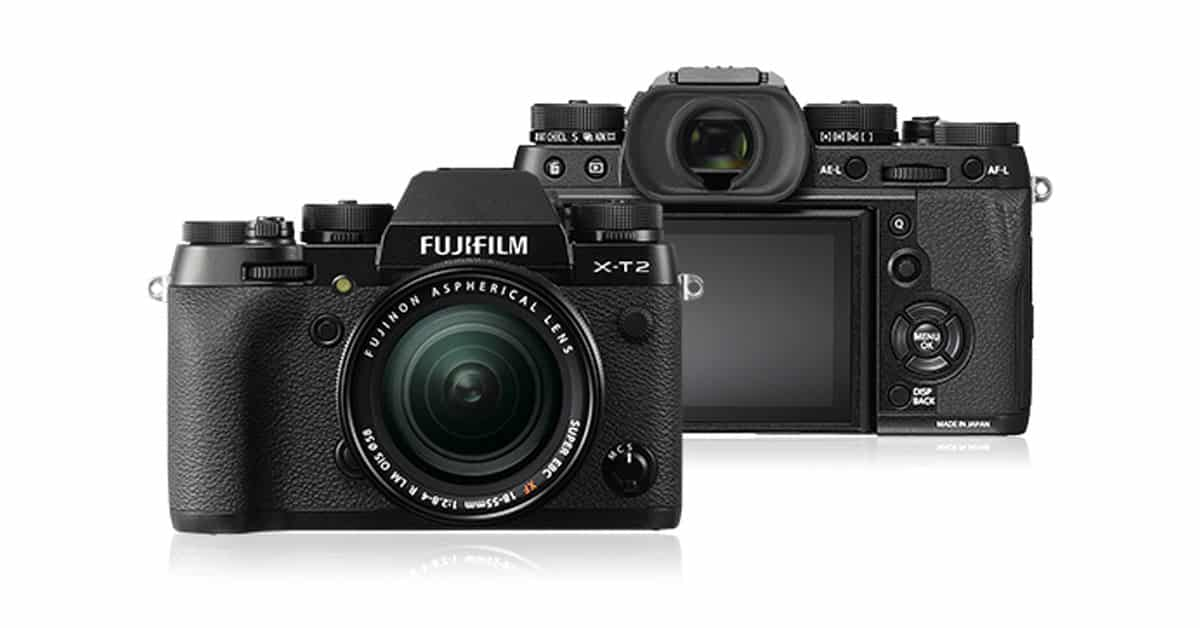 Fuji X-T3 to Feature 26MP Stacked Sensor