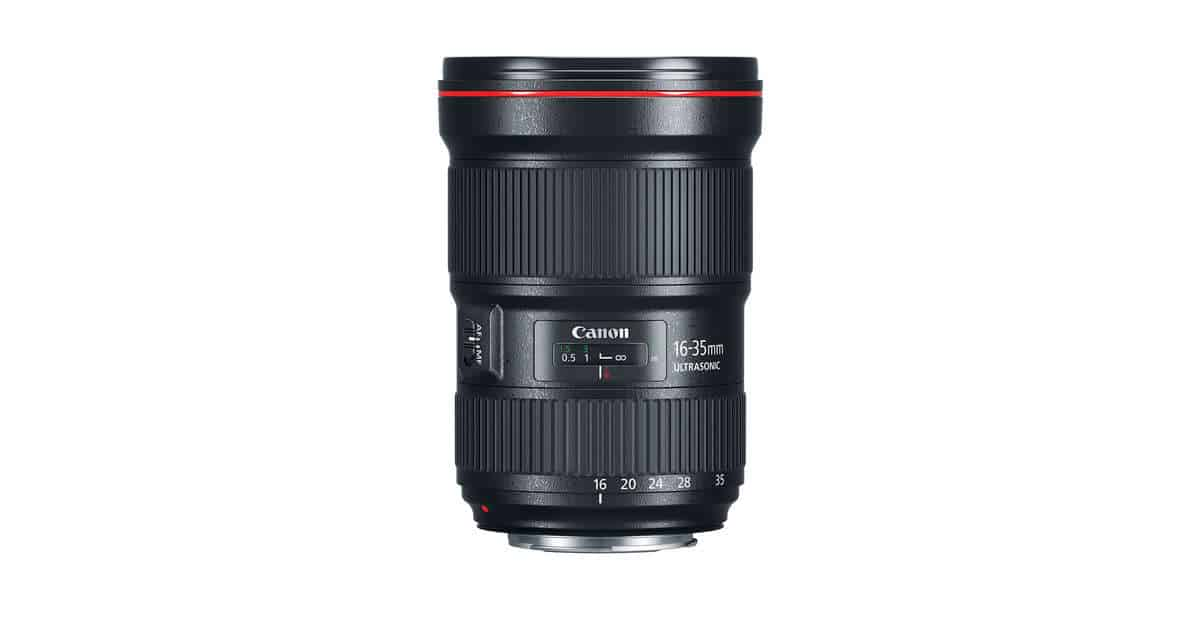 Lensrentals Review the Canon EF 16-13 F/2.8L III USM