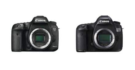 Canon EOS 5D Mark IV and EOS 7D Mark II Updates