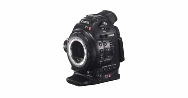 4K Cinema EOS C100 III for NAB?