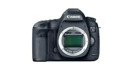 Canon EOS 5D Mark IV Firmware Update on the Way