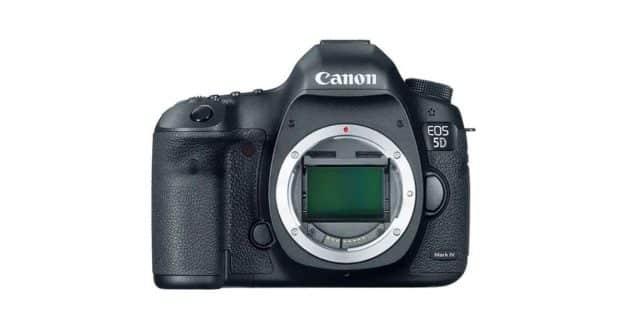 Canon Announce the EOS 5D Mark IV, Now With C-LOG