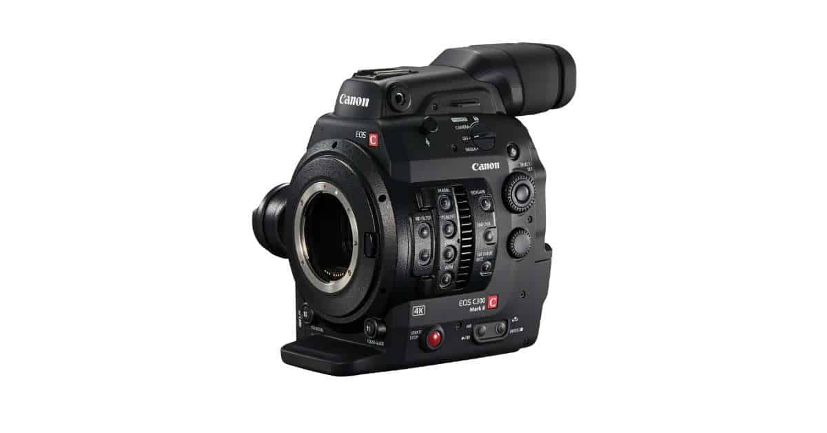 Will the Cinema EOS C400 be the Next Cinema Camera from Canon?