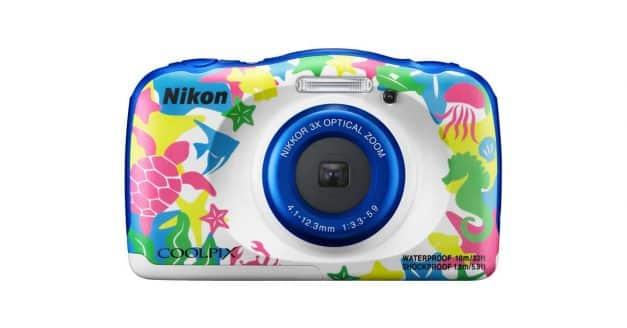 Nikon Announces the Nikon Coolpix W100