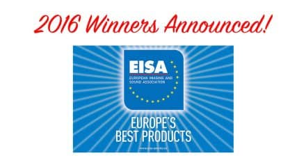 The 2016 EISA Award Winners Have Been Announced!