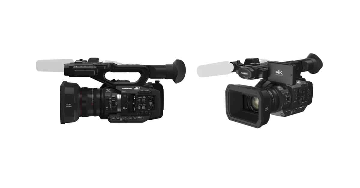 Panasonic Announces the HC-X1 4K Ultra HD Professional Camcorder