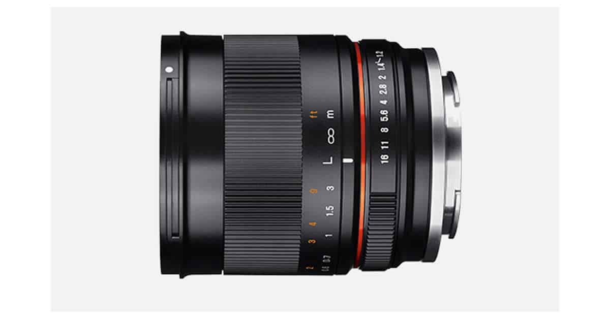 Samyang Announces 35mm T/1.3 AS UMC CS and 35mm F/1.2 ED AS UMC CS  Lenses