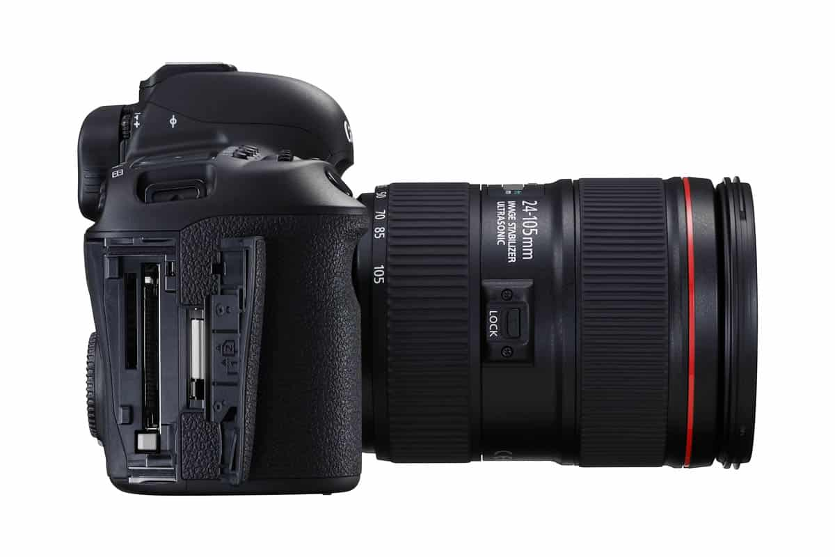 Canon 5d mark iv release date in Sydney