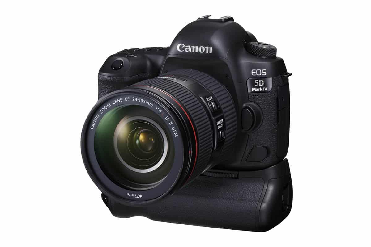 Canon announces eos 5d mark iv for 5d mark iv