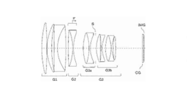 Tamron Patents 115mm f/1.4 Lens