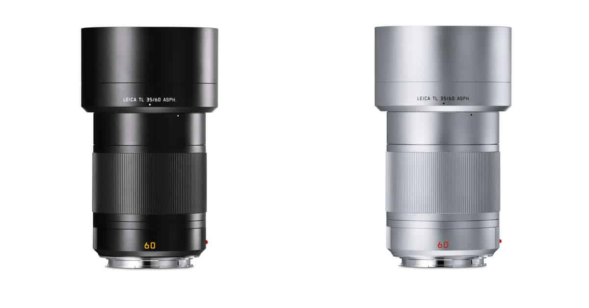 Leica Announce the Leica APO-Macro-Elmarit-TL 60mm f/2.8 ASPH. Lens