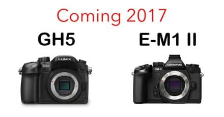 Olympus E-M1 II and Panasonic GH5 Not Arriving until 2017?