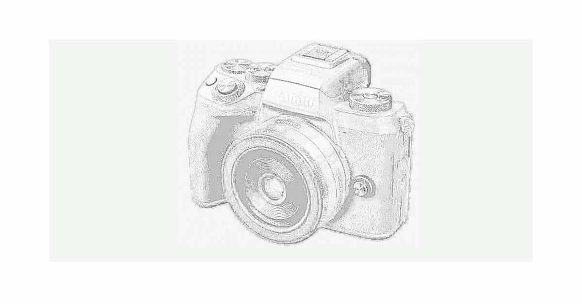 We Told You it was Canon's New Mirrorless! Leaked Sketches may Reveal the EOS M5