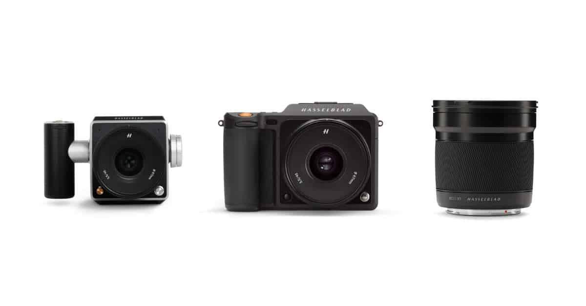 Hasselblad Announce the XCD 30mm f/3.5, Hasselblad X1D 4116 edition camera, and Hasselblad V1D 4116 Concept