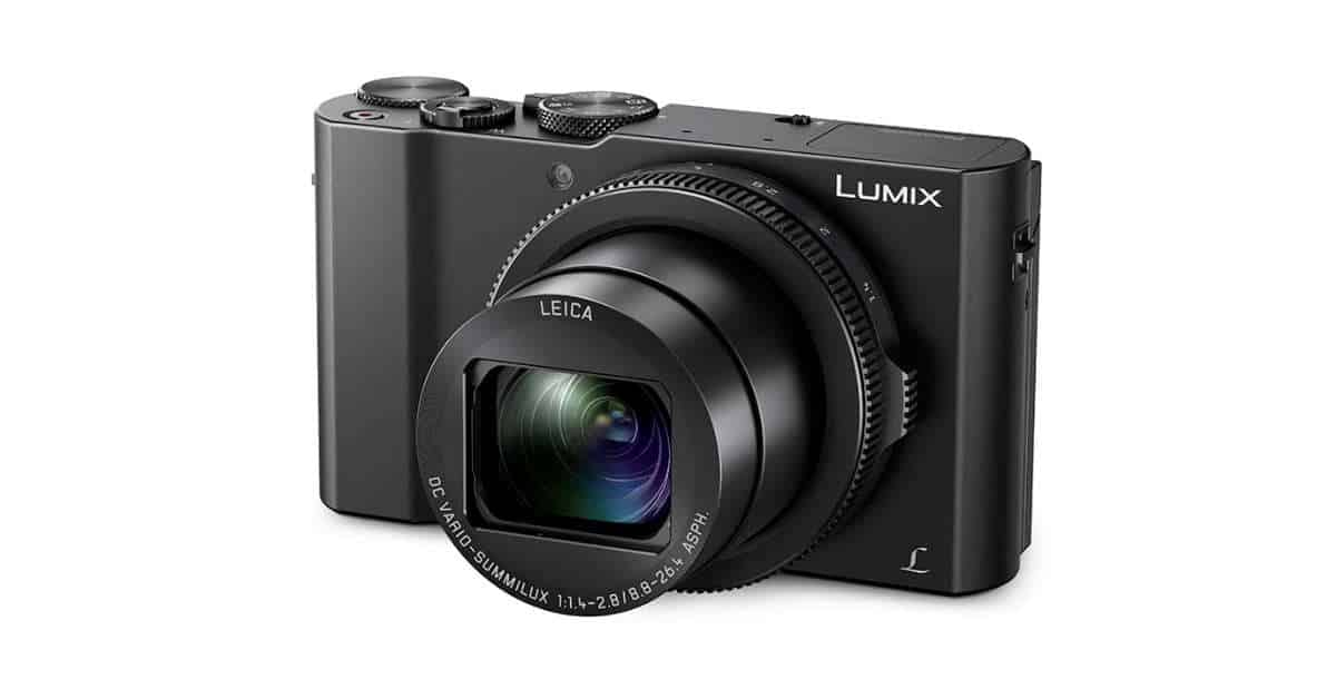 Panasonic LX10/LX15 Press Text Leaks