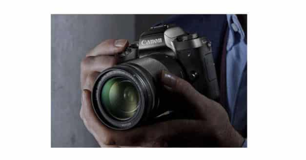 Canon EOS M5 Firmware Version 1.0.1 Announced