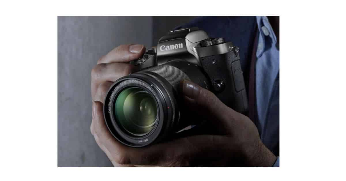 Canon EOS M5 now Shipping!