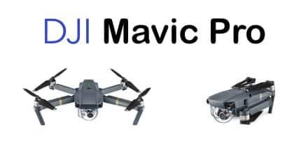 DJI Announces the Mavic Pro Quadcopter