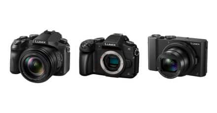 Panasonic Announce the DMC-G85, LX10, and FZ2500 Digital Cameras