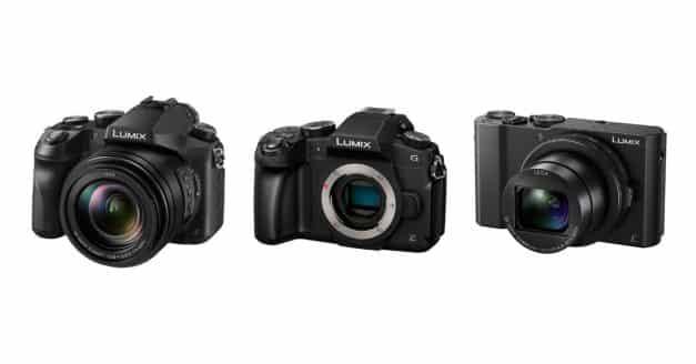 Panasonic Announce the DMC-G85, LX10, and FZ2500 Digital Cameras